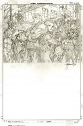 Thunderbolts, numéro 104, couverture