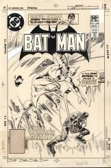 Batman 338 cover