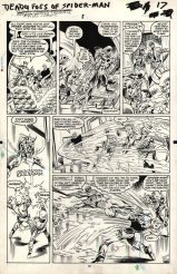 Deadly Foes of Spider-man, numéro 1, page 17
