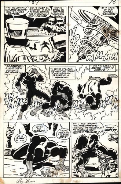 Avengers, numéro 87, page14