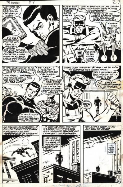 Avengers, numéro 87, page 27