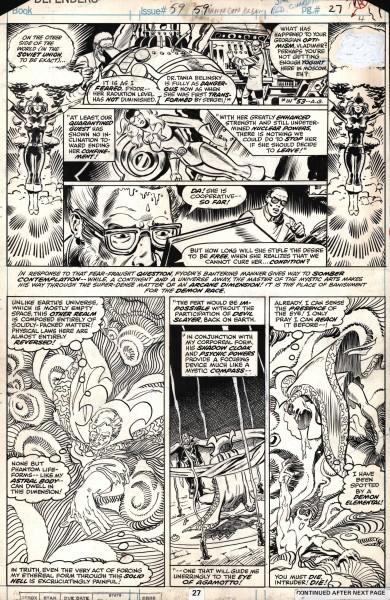 Defenders , numéro 59, page 27