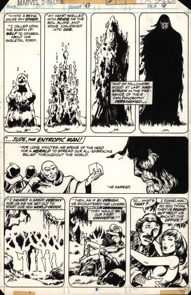 Marvel TwoI n One, numéro 46, page 6