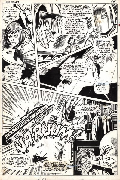 Iron man #8 pg14