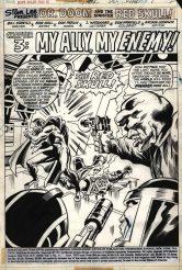 Super-Villain Team-up, numéro 11, page 1